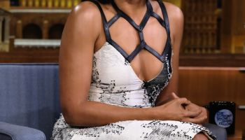 Taraji P Henson Visits 'The Tonight Show Starring Jimmy Fallon'