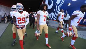 San Francisco 49ers v Los Angeles Rams