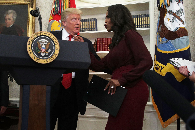 President Trump Attends Minority Enterprise Development Week Awards Ceremony At The White House