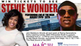 Stevie Wonder Tickets - Generations