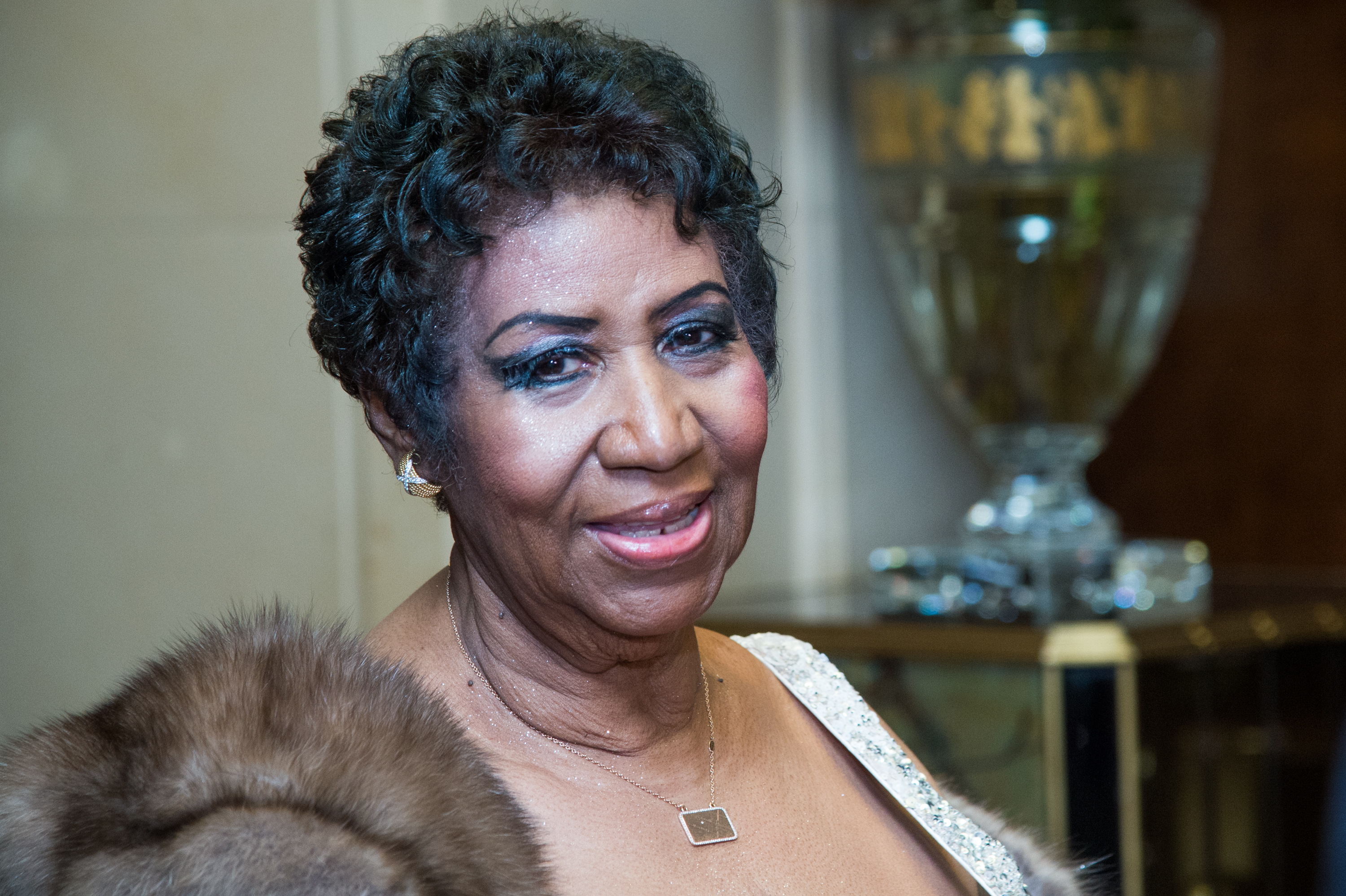 Aretha Franklin's Birthday Celebration