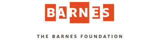 Barnes foundation header logo