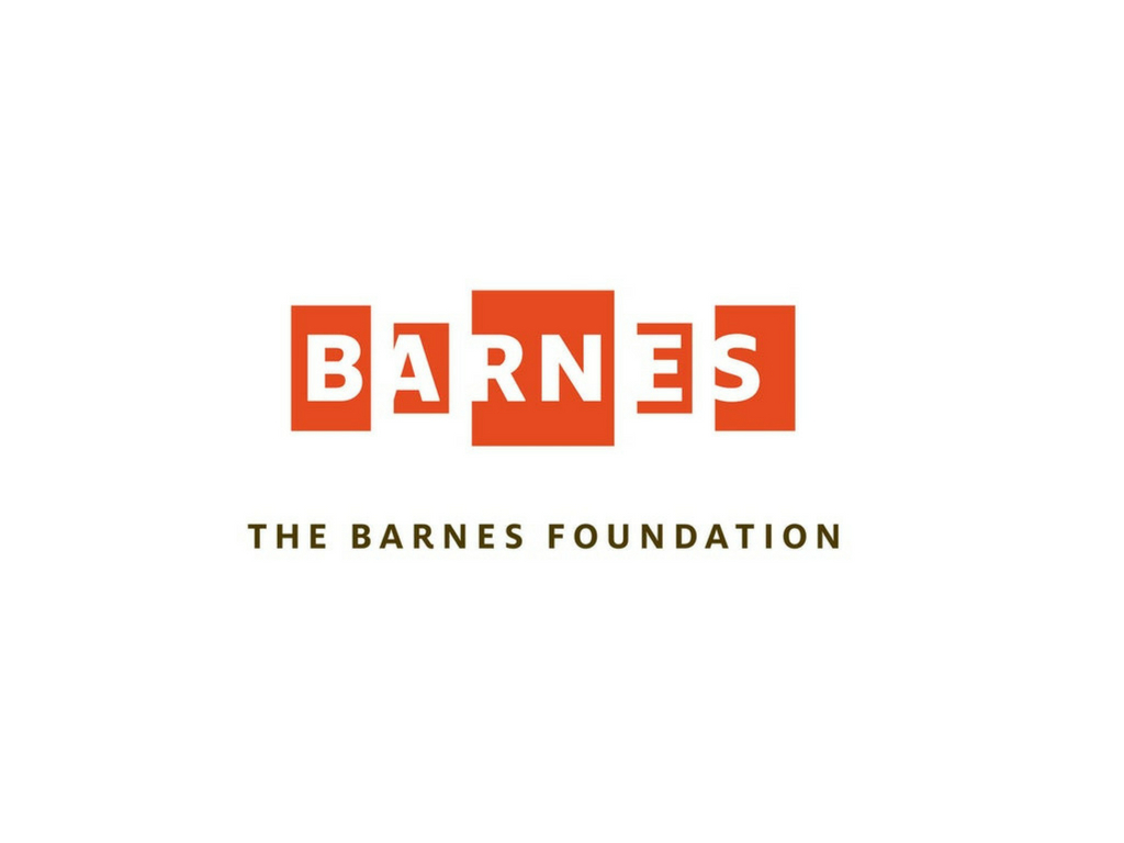 The Barnes Foundation Logo
