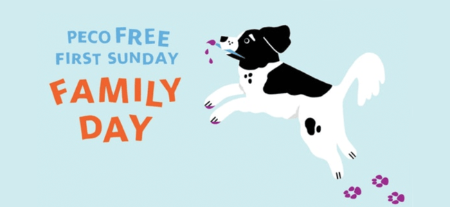 PECO Free First Sundays at the Barnes