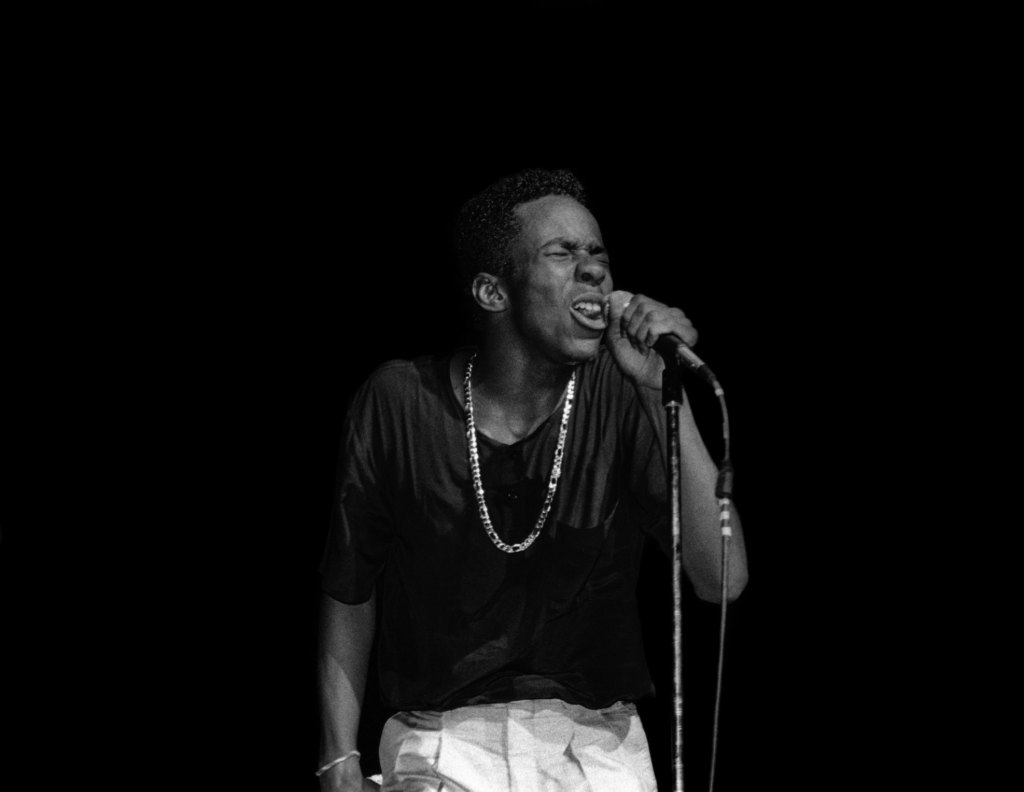 Bobby Brown Live In Concert