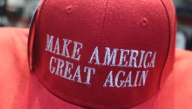 Make America Great Again Hat In NYC