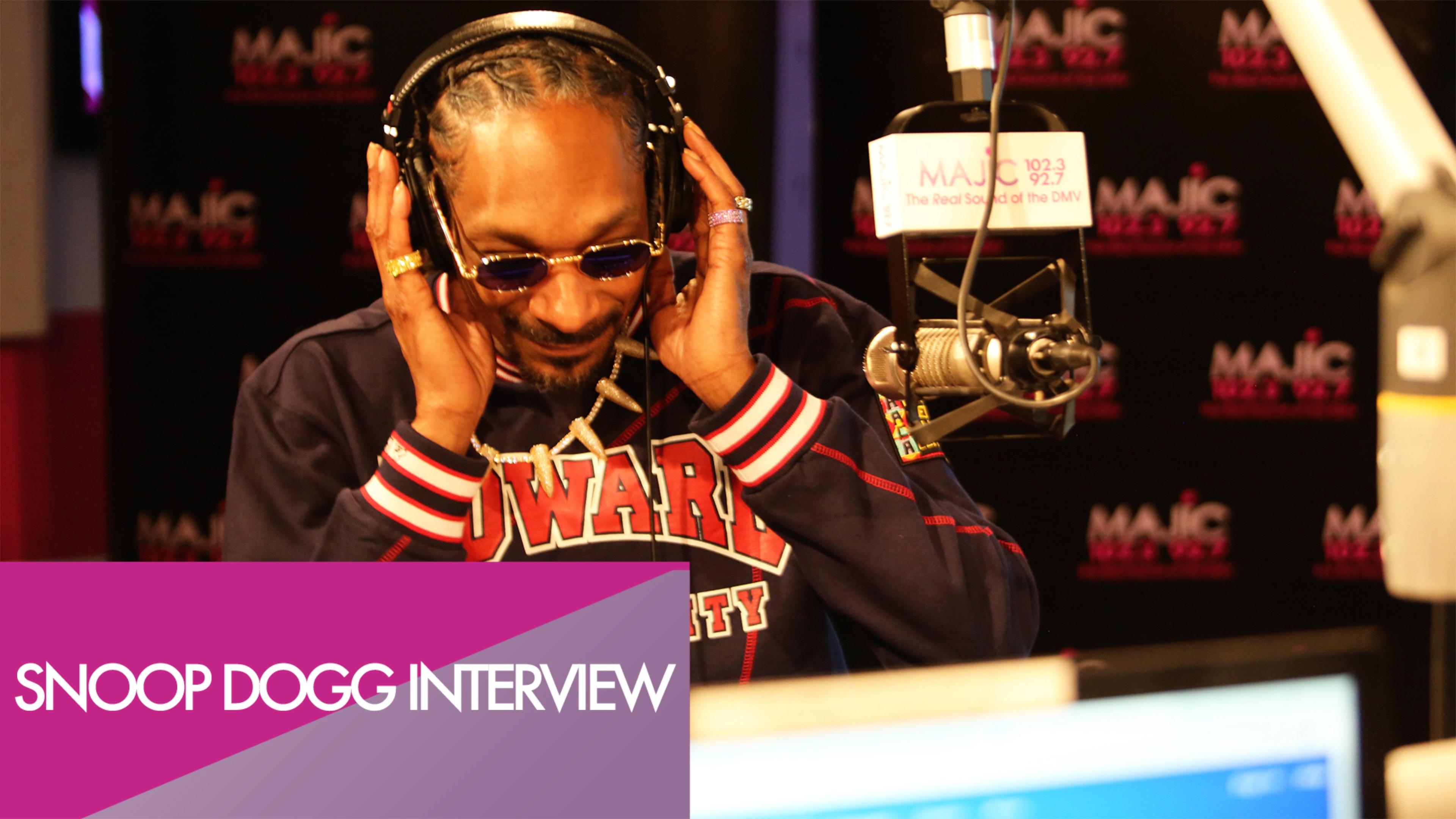 Snoop Dogg On Majic