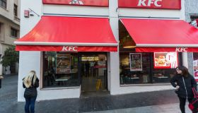 KFC is close to reaching the hundred establishments in Spain...