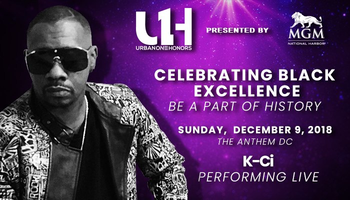K-Ci Urban One Honors