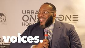 Voices At Urban One Honors: Marvin Sapp