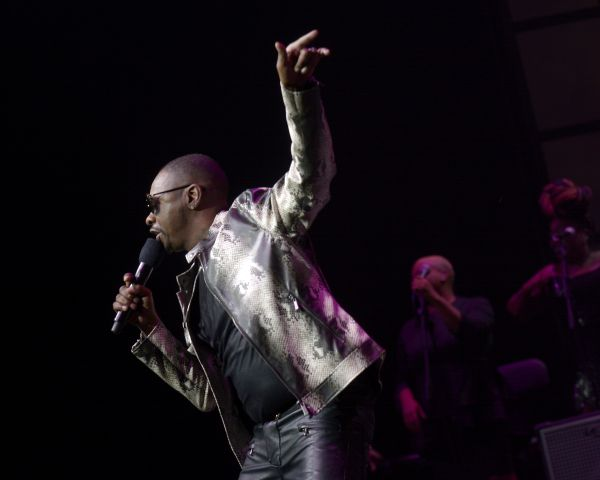 On Stage At Urban One Honors