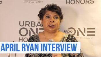 Urban One Honors: April Ryan