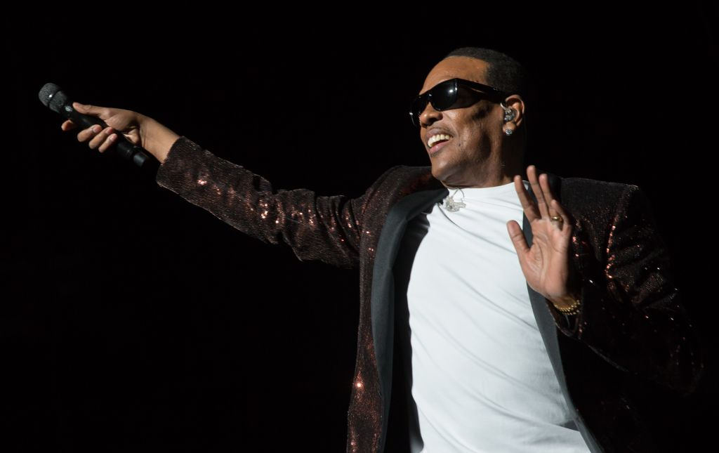Charlie Wilson In Concert - Kansas City, MO