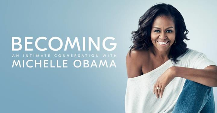 Becoming An Intimate Conversation With Michelle Obama