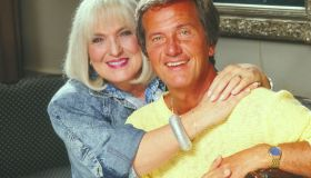 Pat Boone And Shirley Boone Portrait Session
