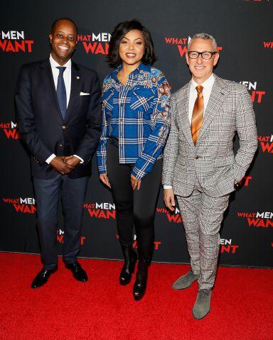 Taraji P. Henson at 'What Men Want' Special Washington DC Screening