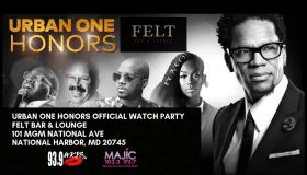 Urban One Honors Watch Party
