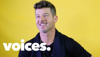 Voices: Robin Thicke