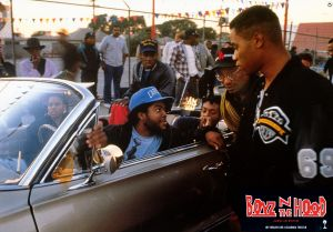 Lobby Card From 'Boyz 'N The Hood'