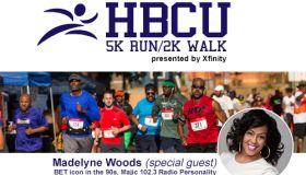7th Annual 5K Run/2K Walk Graphic