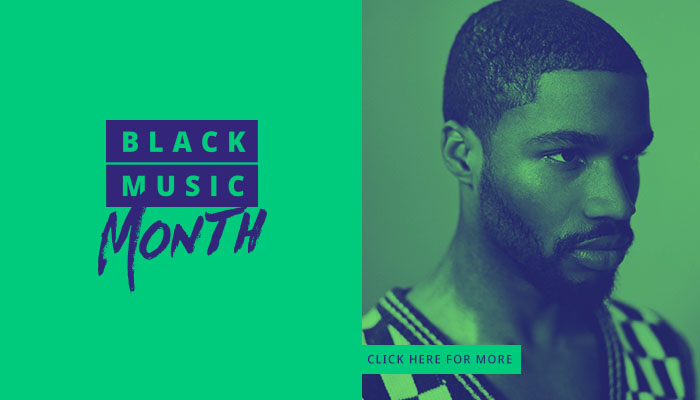 Black Music Month Graphics