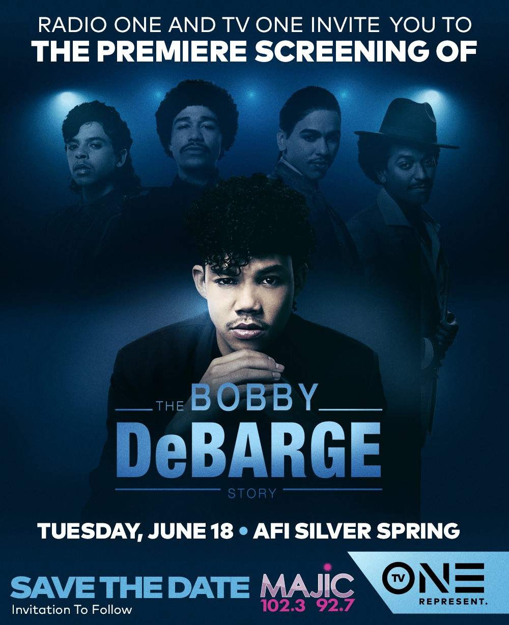 Bobby DeBarge Movie Premiere