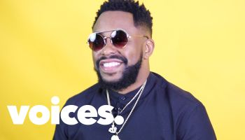 Voices: Raheem DeVaughn