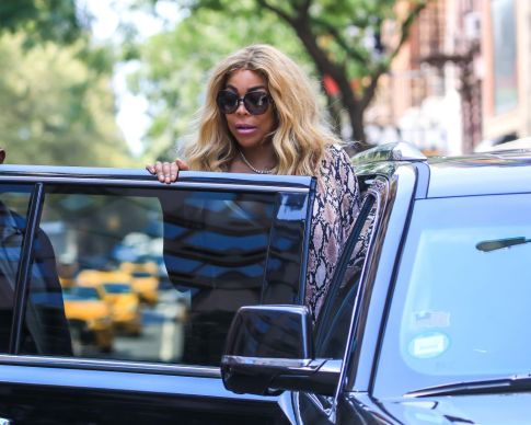 Celebrity Sightings In New York City - July 16, 2019