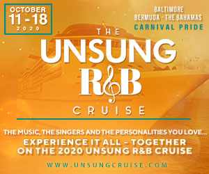 Unsung R&B Cruise Banner