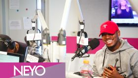 Ne-Yo With Donnie Simpson