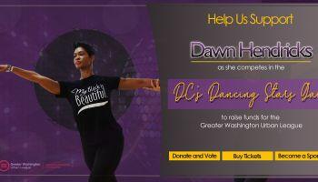Dawn C. Hendricks Dancing Stars Gala