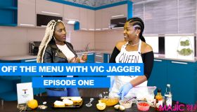Off The Menu With Vic Jagger and Chef Chrissy Taylor