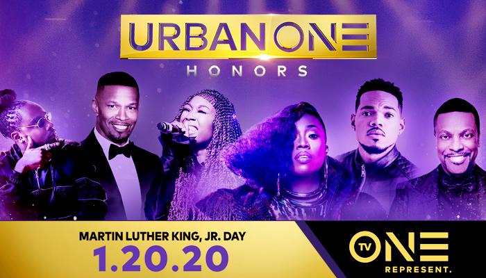 Urban One Honors Air Date