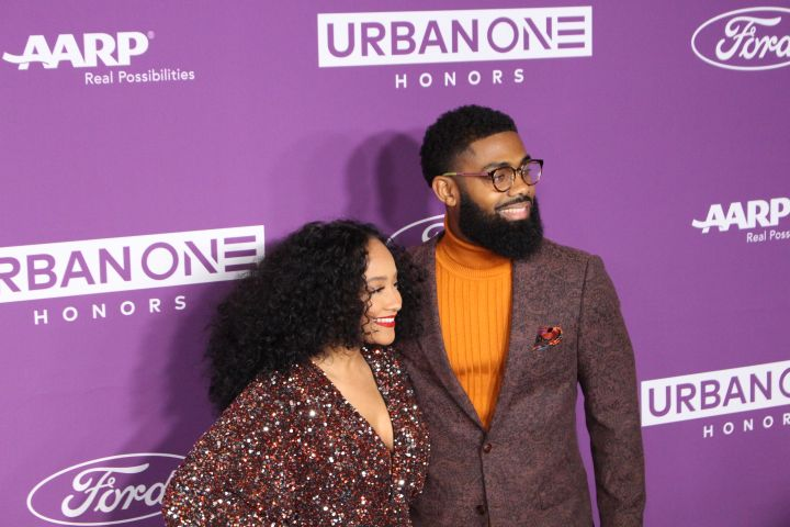 Urban One Honors Purple Carpet
