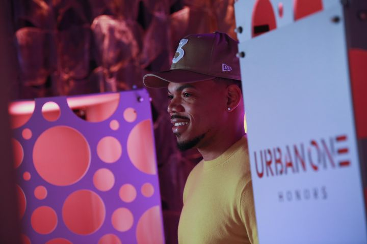 Inside The MIVC VIP Lounge At Urban One Honors