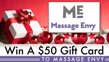 Massage Envy Gift Card Sweepstakes