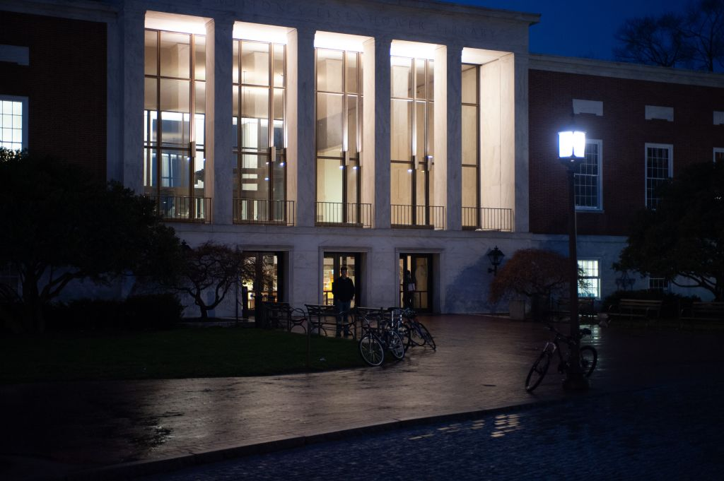 Milton S Eisenhower Library
