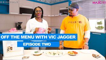 Off the Menu with Vic Jagger: Chef Ki