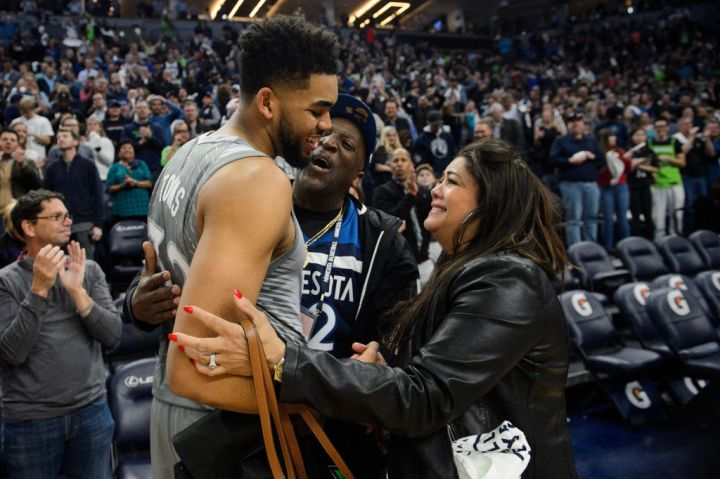 Jackie Towns, Mother of NBA Star Karl-Anthony Towns