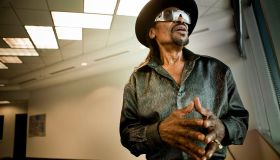 Chuck Brown, father of Go-Go.