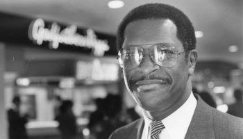 Herman Cain, Jan. 13, 1984 Photo by David Brewster dbrewster@startribune.com