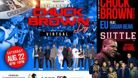 6th Annual Chuck Brown Day