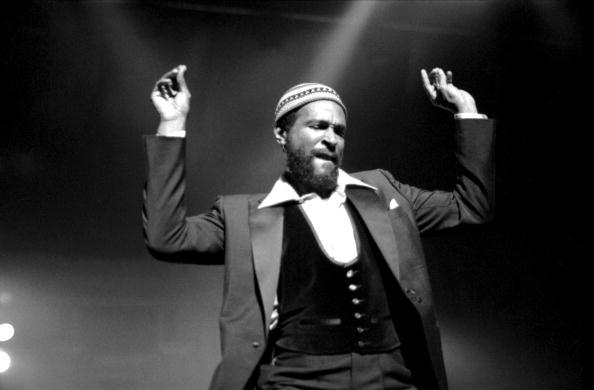 Soul Singer At The Royal Albert Hall